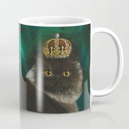 DONETE, A FANCY CHOCOLATE PERSIAN CAT Coffee Mug