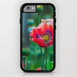 Garden Glory iPhone Case