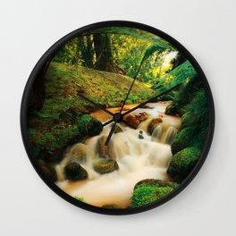 Parque Terra Nostra Wall Clock