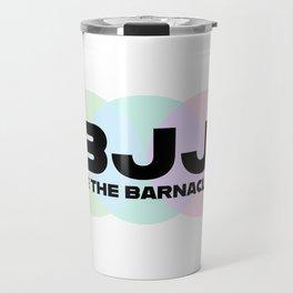 BJJ - Be the Barnacle Travel Mug