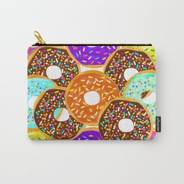 Doughnut Disturb Me When I'm Eating Carry-All Pouch
