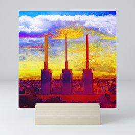 Warme Brüder Linden Mini Art Print
