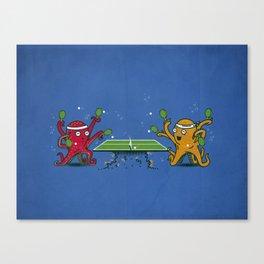 World Champs Canvas Print