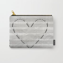 Love Notes Carry-All Pouch