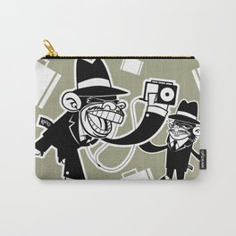 Köpke's Mafia Monkeys! Carry-All Pouch