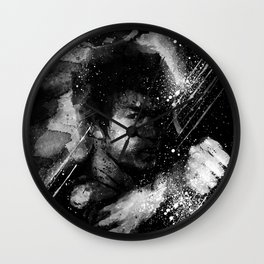 the master  Wall Clock