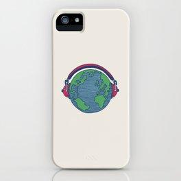 World Music iPhone Case