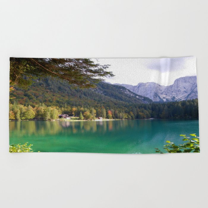 Charmed and Enchanted Beach Towel