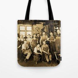 DeFrancisci & Son Macaroni Machines Tote Bag