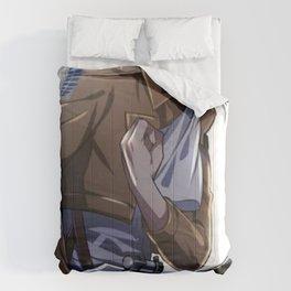 Shingeki No Kyojin Comforters