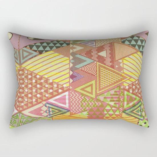 A FARCE / PATTERN SERIES 003 Rectangular Pillow