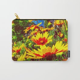 August Dreams Carry-All Pouch