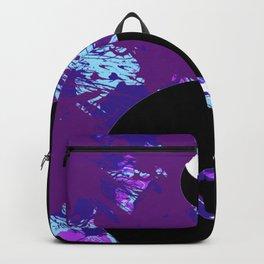 Splatter Ying Yang Pets Backpack