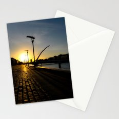 Dublin Sunset Stationery Cards