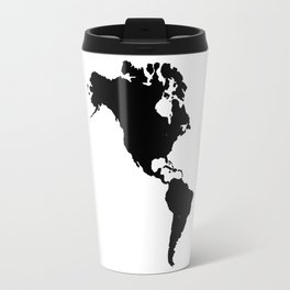 The Americas Silhouette Travel Mug