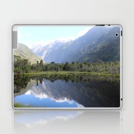 Franz Josef lake Laptop & iPad Skin