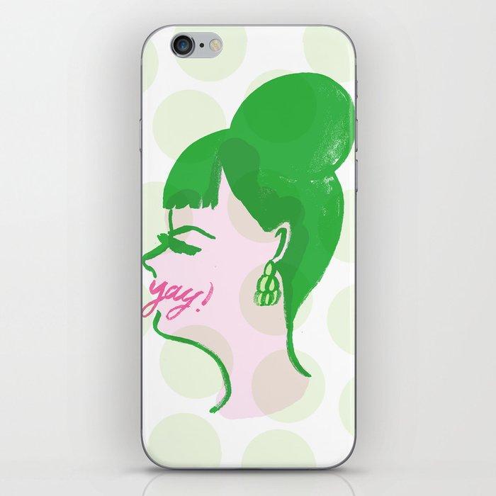 Socialite iPhone Skin