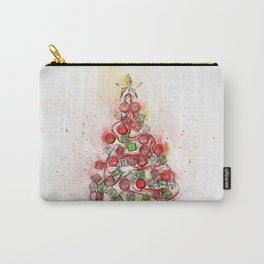 O'Christmas Tree of Lights Carry-All Pouch