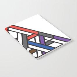 Triangular Notebook