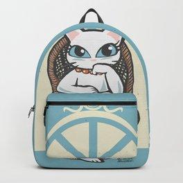 Rattan chair Backpack