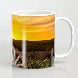 Wyoming Sunset Coffee Mug
