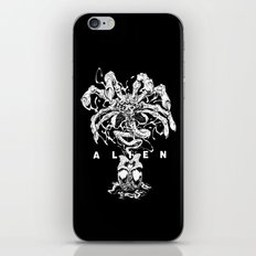ALIEN: FACEHUGGER iPhone & iPod Skin