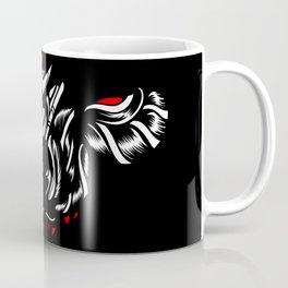 Leviathan Wolf Coffee Mug