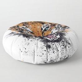 Unrelenting Ire Floor Pillow