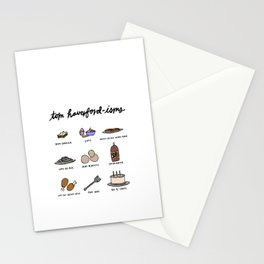 Tom Haverfordisms Stationery Cards