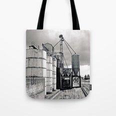 Industrial depot Tote Bag
