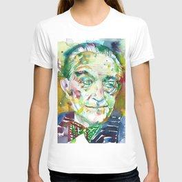 FRITZ LANG - watercolor portrait.1 T-shirt