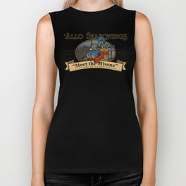 Meet the Missus Tea Biker Tank