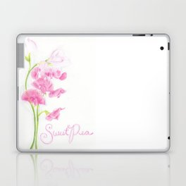 Sweet Pea Laptop & iPad Skin