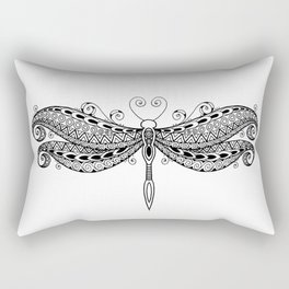 Dragonfly dreams Rectangular Pillow
