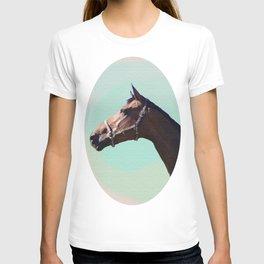 Horse Portrait Romulus T-shirt