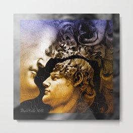 Altered Egos 2 Metal Print