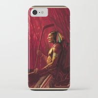 blackhawks iPhone & iPod Cases featuring Blackhawks Tribute by Bryan Butler Art