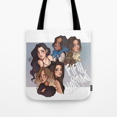 miss movin' on Tote Bag