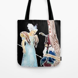 Jadis: The White Witch Tote Bag