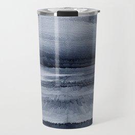 Abstract black painting 2 Travel Mug