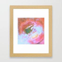 Vivid. Framed Art Print