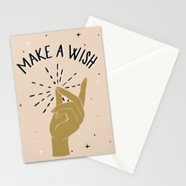 Make a Wish Stationery Cards