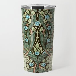 Pimpernel by William Morris Travel Mug