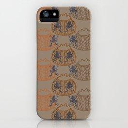 Hyla Oroya Fawn iPhone Case