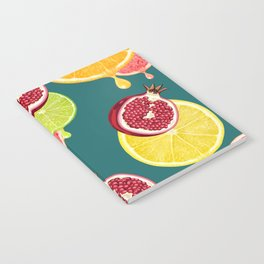 tropic fruit Notebook