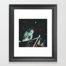 Project Apollo - 5 Framed Art Print