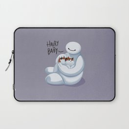 Big Hero -Hairy Baby  Laptop Sleeve