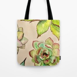 Cactus Plants Tote Bag