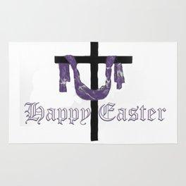 Easter Cross Rug