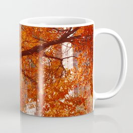 New York City Foliage Coffee Mug